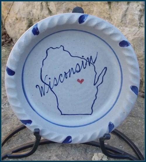 Home State Custom Pie Plate & Home State Custom Pie Plate - Pie Plates - Bakeware - Kitchen + Home
