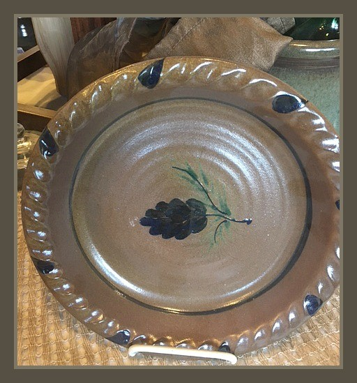 Northwoods Pie Plate - 2 Available Patterns! & Pie Plate - 2 Available Patterns!