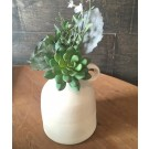 2018 Collectible Mother's Day Vase- White