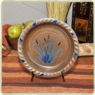 Cattails Pie Plate