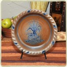 Fall Harvest Pie Plate