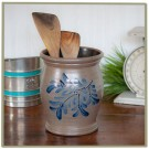 NEW! Teaberry Utensil Jar