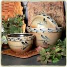 Provincial Mixing Bowls