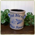 Personalized 1 Quart Crock- 5 Available Patterns!