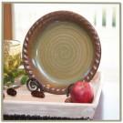 Woodland Sandstone Pie Plate