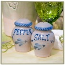 Classic Salt & Pepper Set