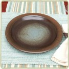 Cerulean Blue Sandstone Place Setting  (3 Place Settings for the Price of 2)