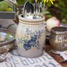 Acorn Utensil Jar
