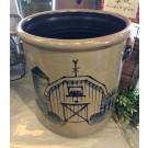 Classic Barn 2 Gallon Crock