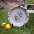Summer Butterfly Pie Plate