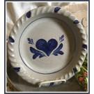 Heart Pie Plate