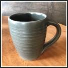 Ridges Gray Mug