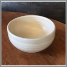 Farmhouse White Soup Bowl