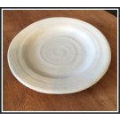 Farmhouse White Salad Plate