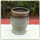 Blue Sandstone Utensil Jar