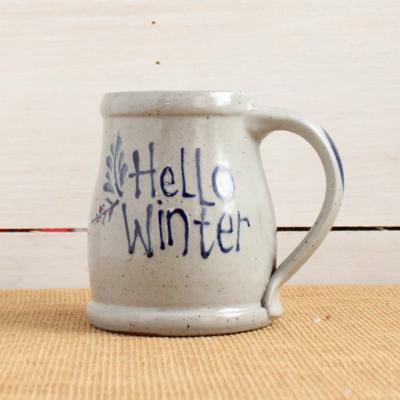 Classic Mug- Hello Winter