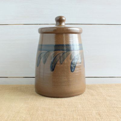 2021 Historical Collection - Lidded Beehive Canister