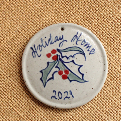 2021 Holiday Ornament