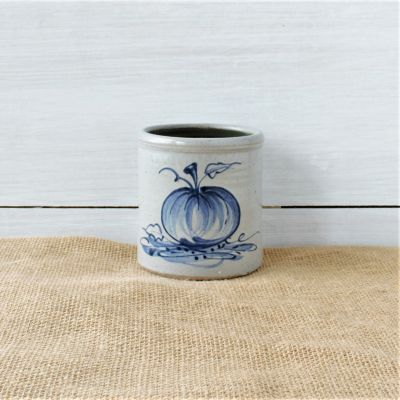 Candle Crock - Pumpkin