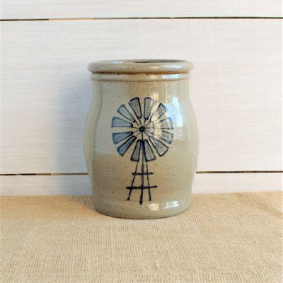 Utensil Jar - Windmill