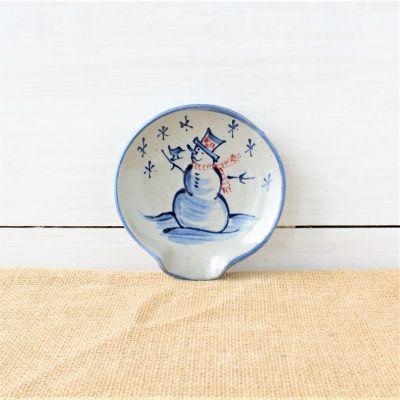 Spoon Rest - Snowman