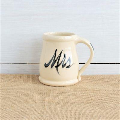 Mrs. Cafe Mug