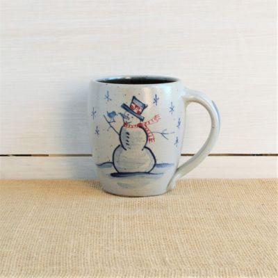 Cafe Mug - Snowman