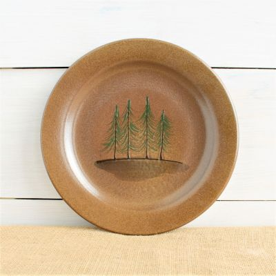Northwoods Dinner Plate (2 Available Patterns)