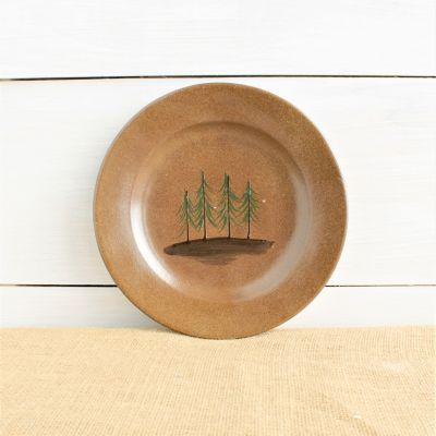 Northwoods Salad Plate (2 Available Patterns)