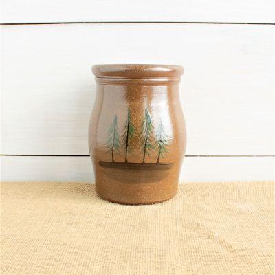 Northwoods Utensil Jar (2 Available Patterns)