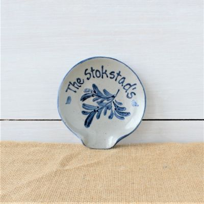 Classic Spoon Rest- Personalized
