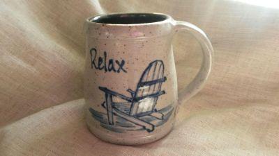 """""""Relax""""  16oz Mug"""