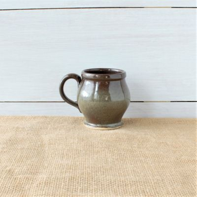 Sandstone Mug- Cerulean Blue