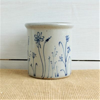 NEW Spring Candle Crock - Wildflower