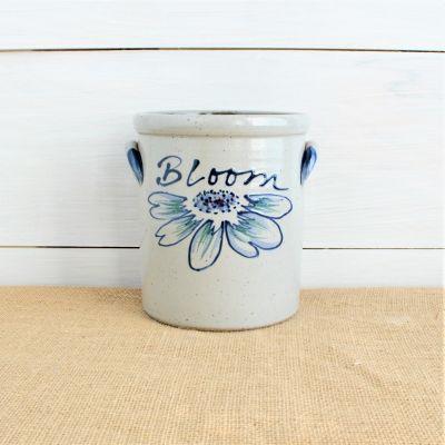 1/2 Gallon Crock - Bloom
