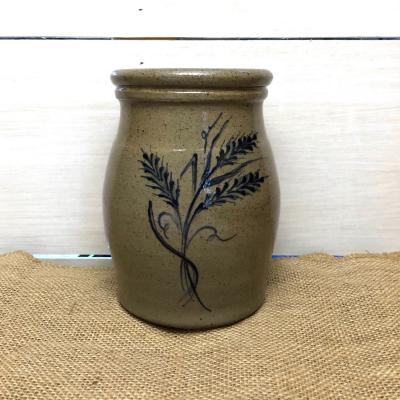 Utensil Jar - Wheat