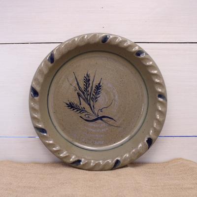 Pie Plate - Wheat