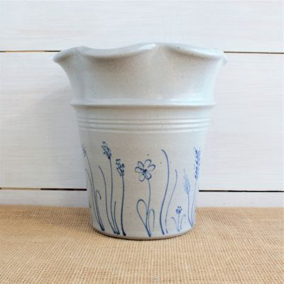 Wildflower Garden Pot