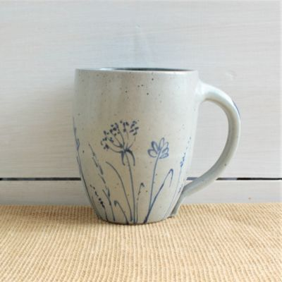 Cafe Mug - Wildflower