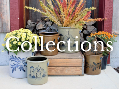 Collections of pottery