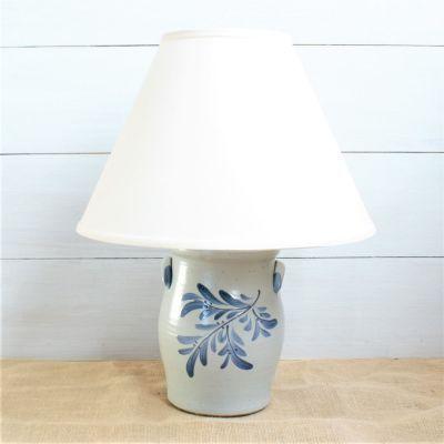 Teaberry 1 1/2 Gallon Jar Lamp