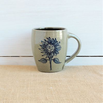 NEW Fall Mug - NEW Sunflower