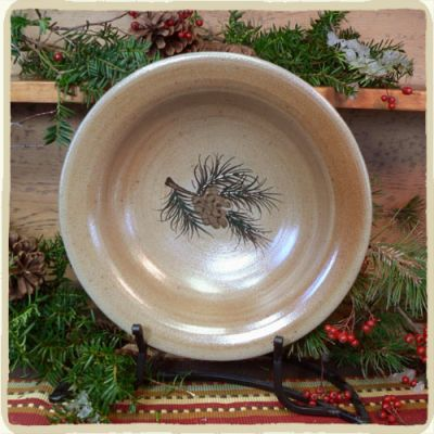 Northwoods Serving Bowl (Multiple Patterns)