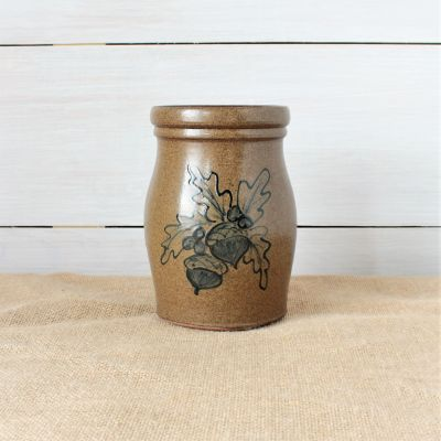 Utensil Jar- Acorn