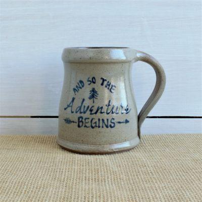 NEW Adventure Begins Mug