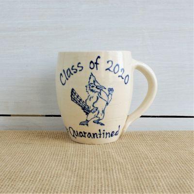 Class of 2020 #Quarantined Custom Mug