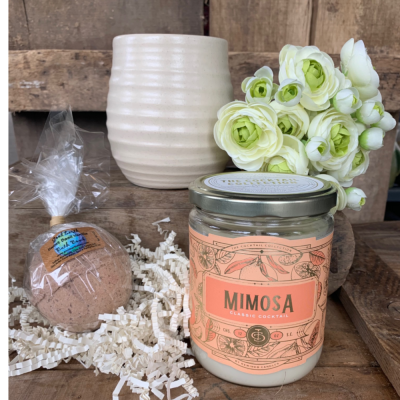 Handcrafted Cocktail Collection- Mimosa