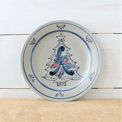 2018 Collectible Plate