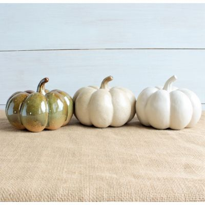 2019 Fall Collectible - Glazed Pumpkin