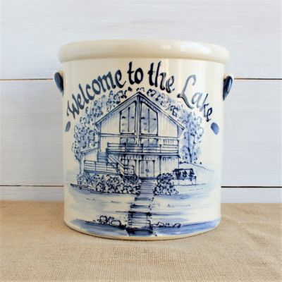 Modern Stoneware 2 Gallon - Customize your Design!